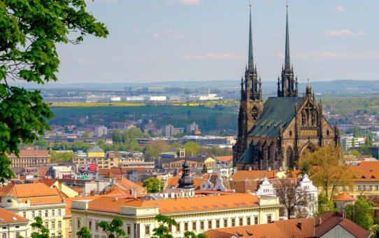 Hosszú hétvége, tavaszi sörözés a csehországi Brnóban